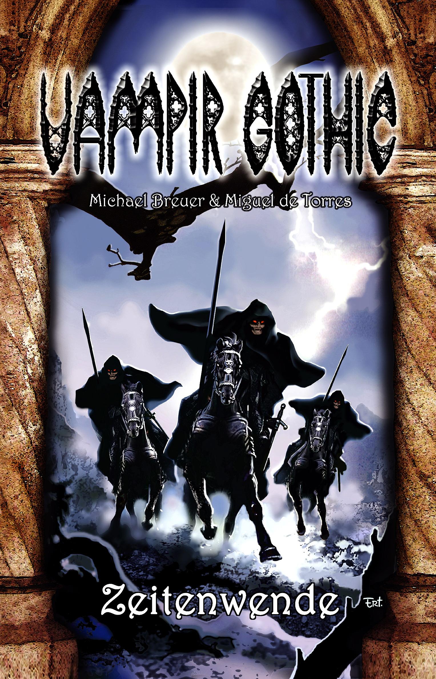 Vampir Gothic 13: Zeitenwende
